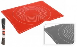 Vál pečící silikonový 50 X 40, červená