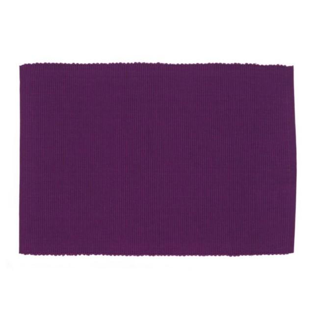 Prostírání PUR 48 x 33 cm, fialové