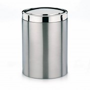 Odpadkový koš ARI 7L, nerez stříbrný