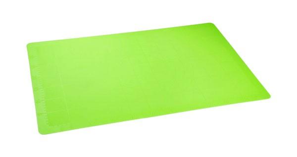 Vál pečící silikonový 60 x 40 cm, zelená