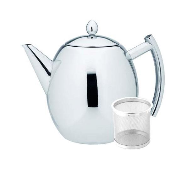 Konvice na čaj nerez 1,5 L