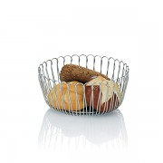 Košík na ovoce PRATO ušlechtilá ocel O21,5cm x v10cm