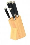 Sada nožů v bloku 6 ks Sienna