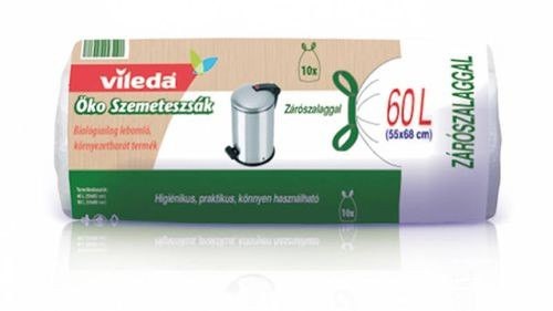 ECO Pytle na odpadky 60 l - zatahovací