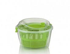 Odstředivka na salát MAILIN, plast, zelená