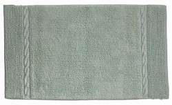 Koupelnová předložka LANDORA 70x120 cm zelená