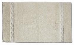 Koupelnová předložka LANDORA 70x120 cm béžová