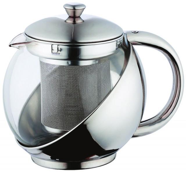 Konvice na čaj nerez 750 ml